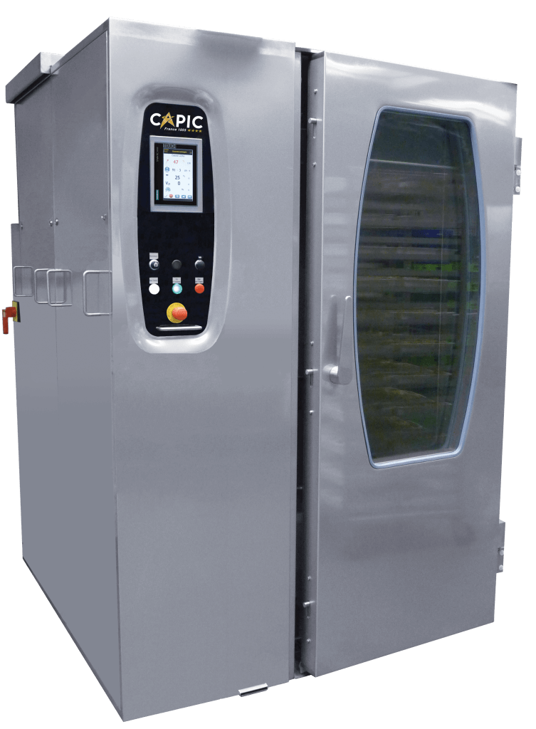 Ac700 by capic the mega capacity combi oven for Four professionnel restauration
