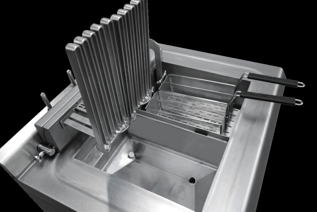 friteuse professionnelle lectrique smart jusqu 39 130kg h. Black Bedroom Furniture Sets. Home Design Ideas