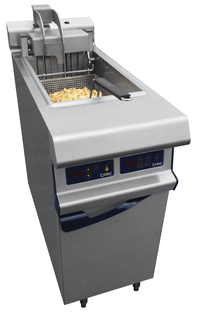 Capic Professional Deep Fryer For Catering