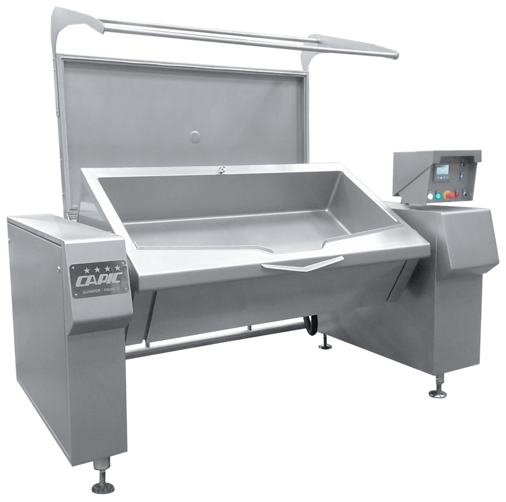 Bratt pan type 100 for food processing