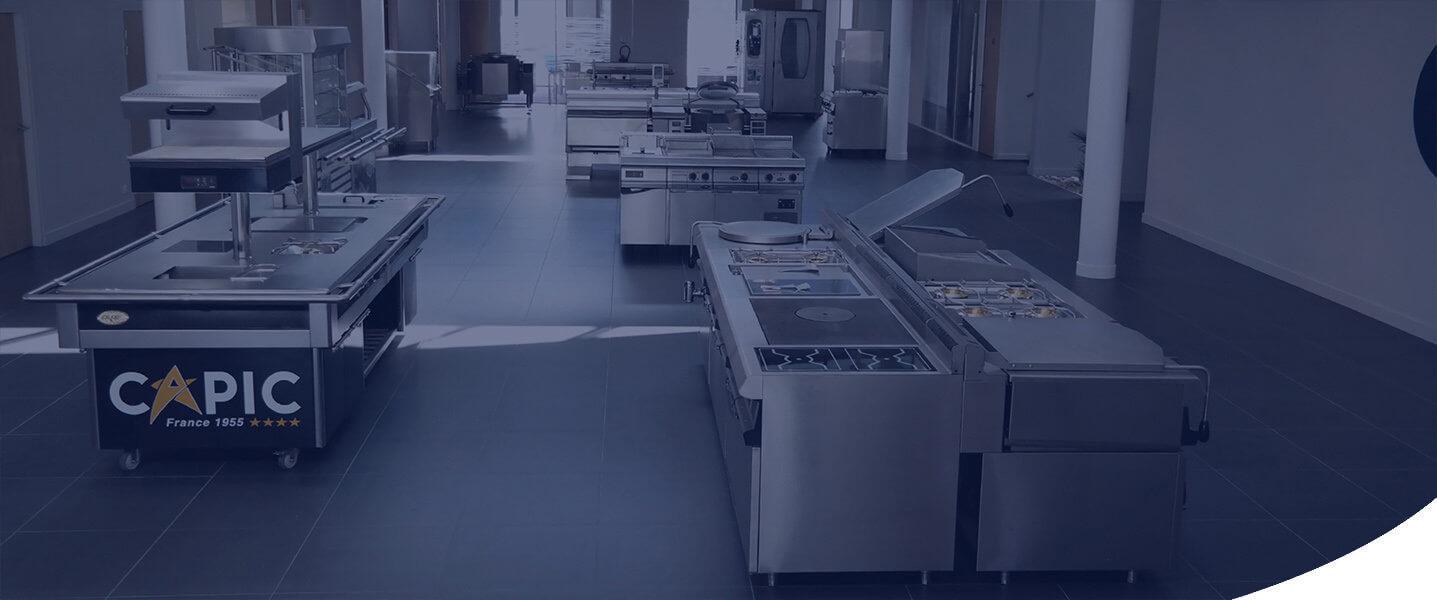 Capic Fabricant De Matériel De Cuisine Professionnel