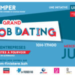 JOB DATING au Chapeau Rouge Quimper le 5 juin