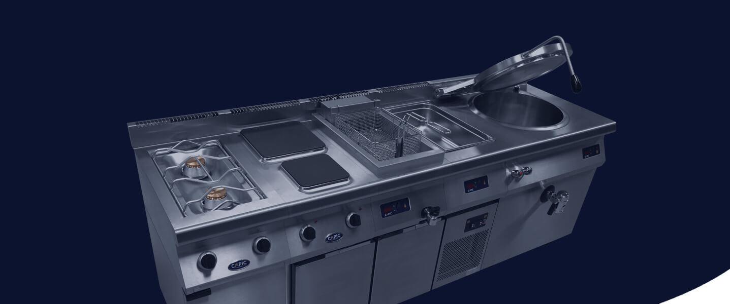 Capic Fabricant De Materiel De Cuisine Professionnel